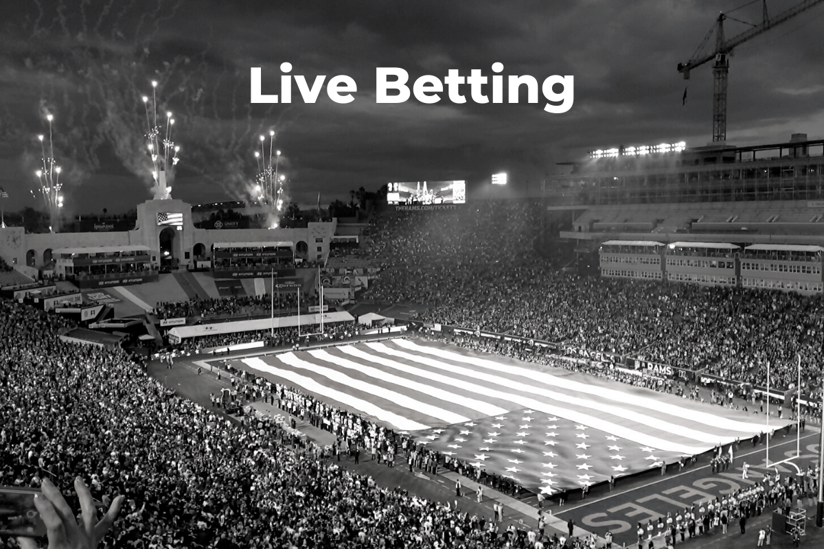 What is live betting on sports betting window images