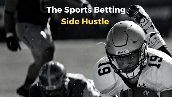 how to be on the side of the house in sports betting