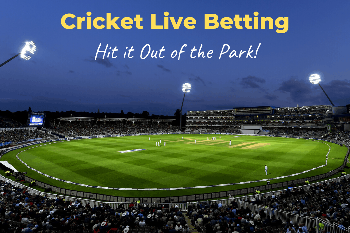 Cricket betting tips live rate