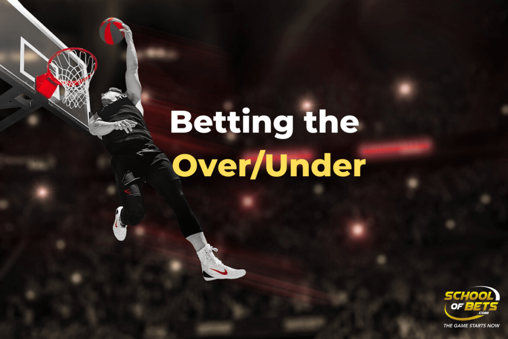 what is the over under in sports betting